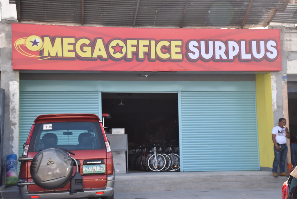 Megaofficesurplus Megaoffice Surplus Pampanga Branch Located At Dolores San Fernando
