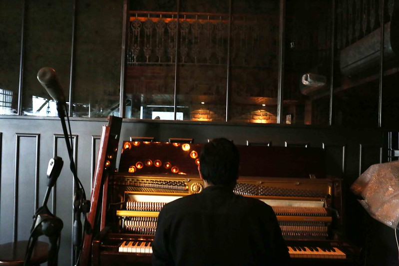 Mission Delhi - Arjun Sagar Gupta, The Piano Man, Safdarjung Enclave Market