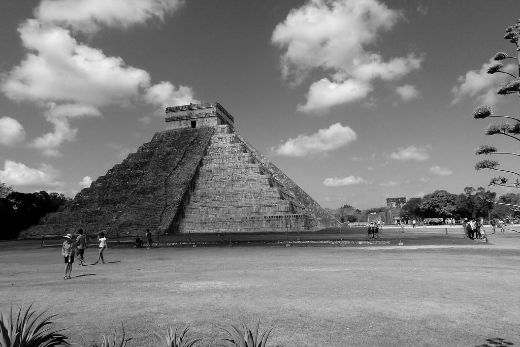 P3110204 Chichen Itza Yucatan México Patrimonio de la Humanidad UNESCO