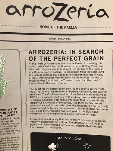 Arrozeria,  home of paella