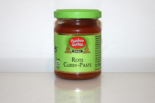 11 - Zutat rote Currypaste / Ingredient red curry paste