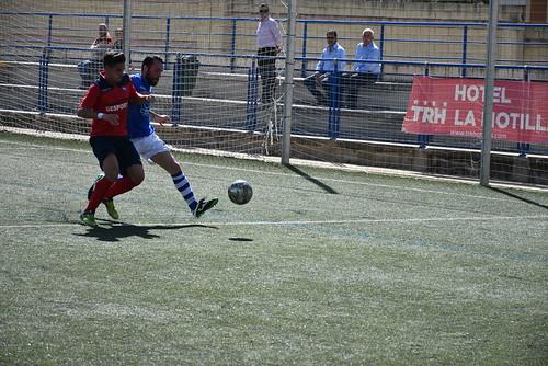 Fútbol 2º Andaluza Atlético Dos Hermanas y Gilena
