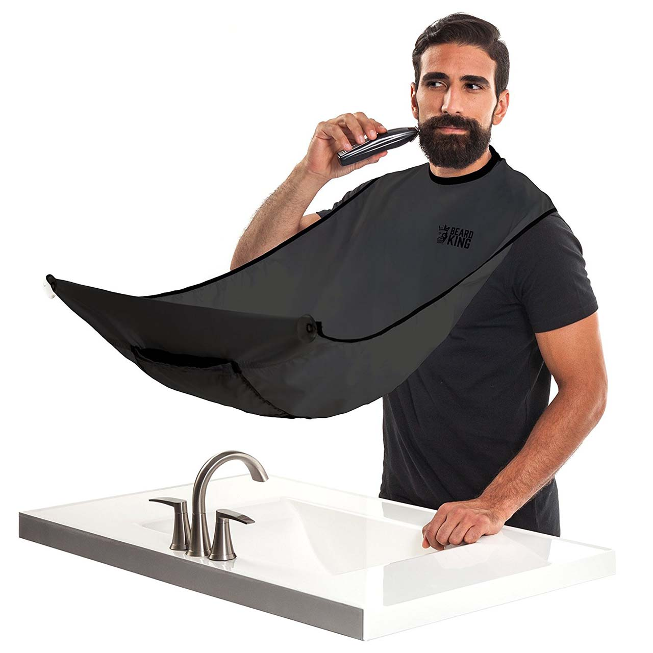 11 Classy Items You Can Buy Under $20 On Amazon #11: Beard Catcher