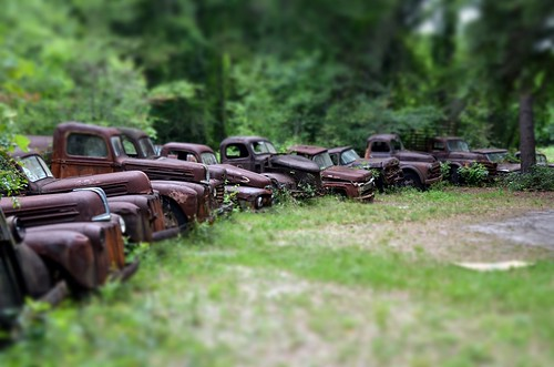 Abandoned Trucks | by Karsun Designs Photography
