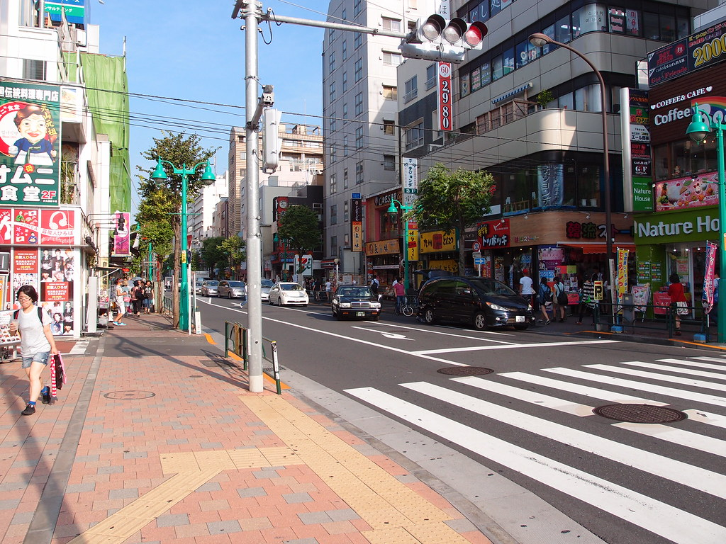 Koreatown @ Okubo