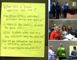 What does team appraisal look like what a great group for What do appraisers look for
