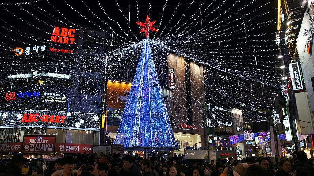 제 5회 부산크리스마스트리 문화축제