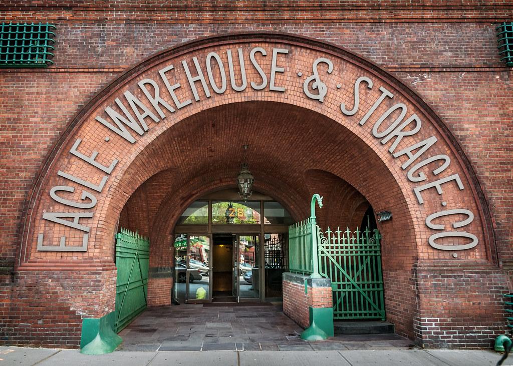 ... Eagle Warehouse U0026 Storage Company (1894), 28 Old Fulton St, Fulton Ferry