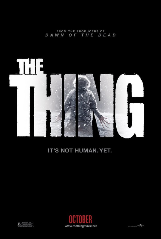 The Thing - 2011 - Poster 1
