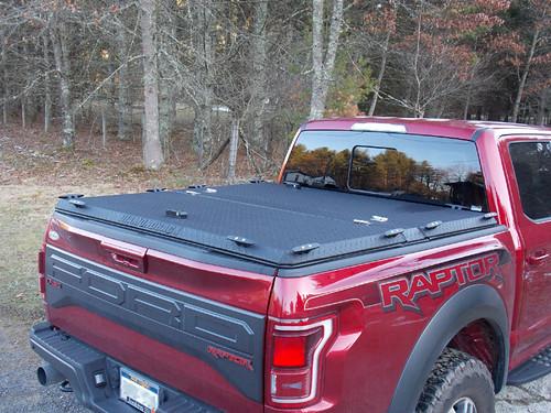 Ford Raptor Bed Size