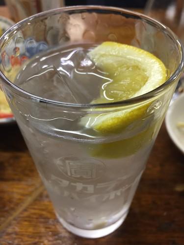 富士屋本店 カットレモン(not レモンサワー)
