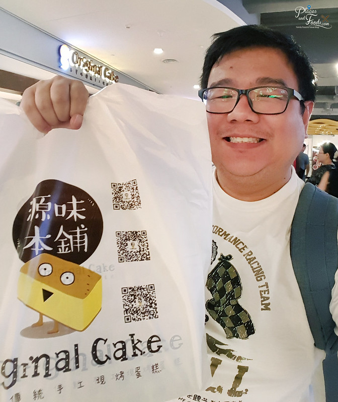 taiwan original cake sunway velocity wilson ng