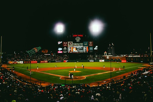 AT&T Park. From The Perfect San Francisco Long Weekend Itinerary