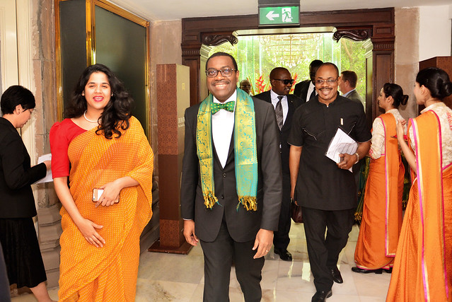 AfDB President's mission to India, March 30-April 3, 2017