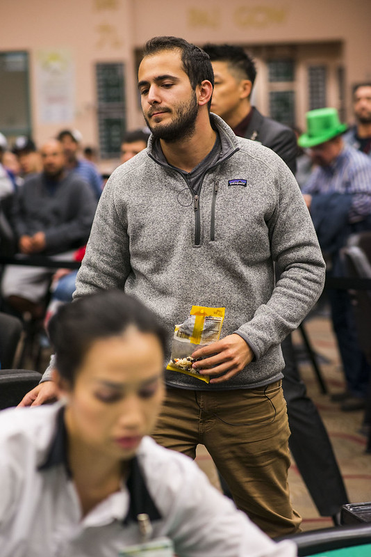 Brian Altman Eliminated in 19th Place by Shooting Star David Williams Main Tour WPT Bay 101 Shooting Star Season 2016-2017 3 4,000/12,000-24,000 - World Poker Tour - 웹
