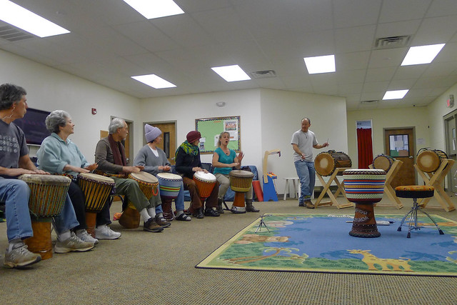 African Drumming-8