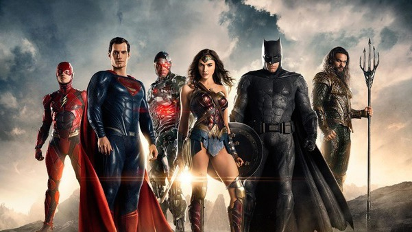 Justice League official Trailer released