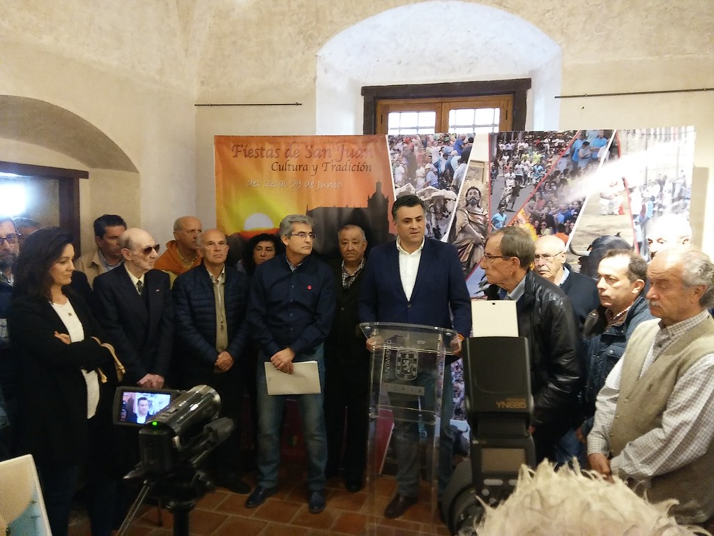 Inaugurada la Exposición Permanente dedicada a las Fiestas de San Juan