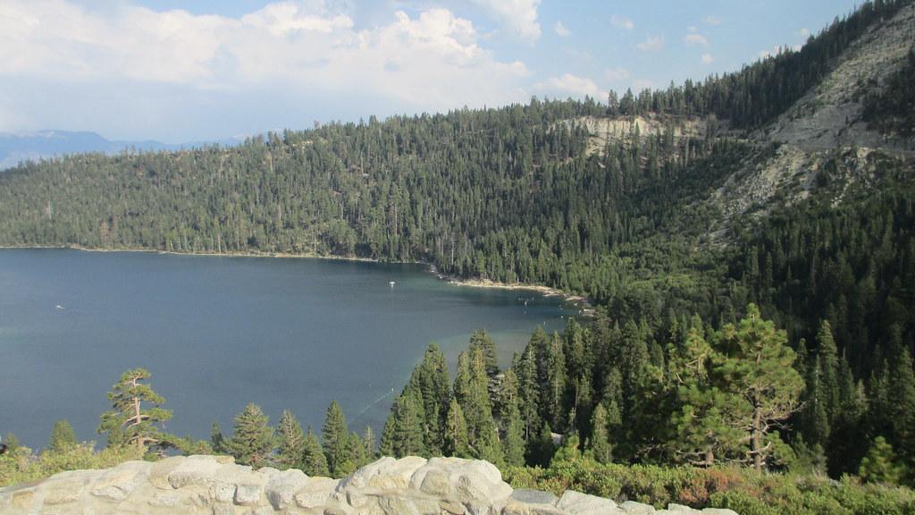 Emerald Bay At Lake Tahoe El Dorado County California Flickr