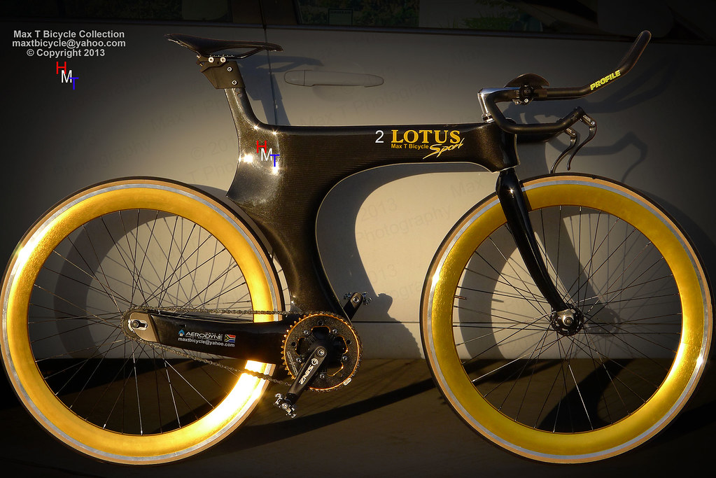 Lotus Sport 110 Bike 3 Max T 7 Bmc Cat Cheetah Cannondale Flickr