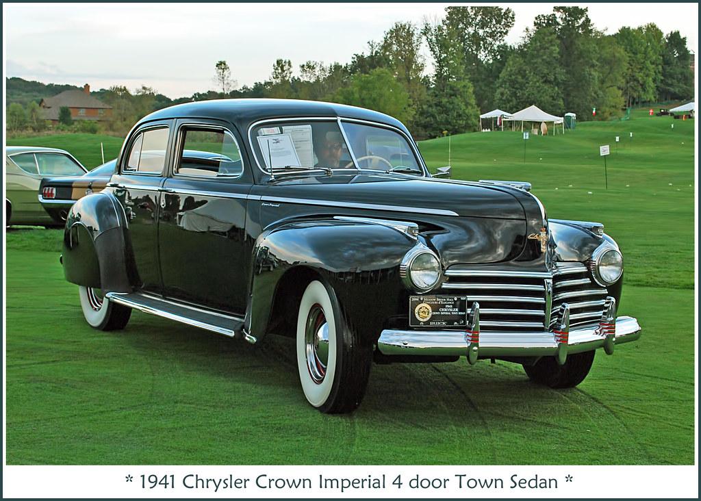 1941 chrysler imperial