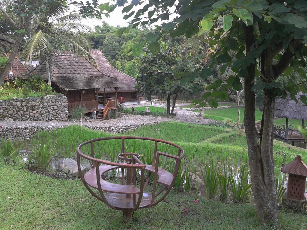 Paddy City Resort Kota Malang Resort Penginapan Bernuans Flickr