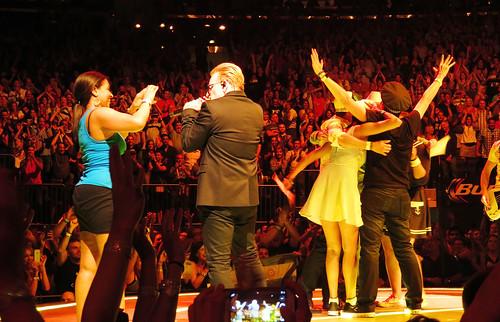 U2 - New York City #8, July 31, 2015
