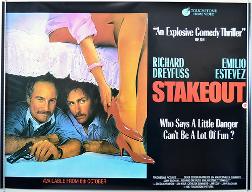 Stakeout - Poster 1