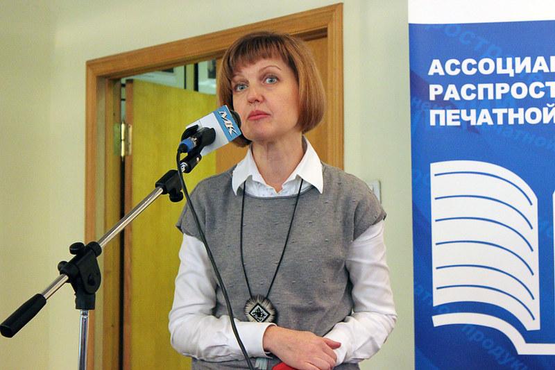 С.А. Дзюбинская, Федеральное агентство по печати и массовым коммуникациям