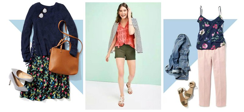 old navy spring cyber sale | Style On Target