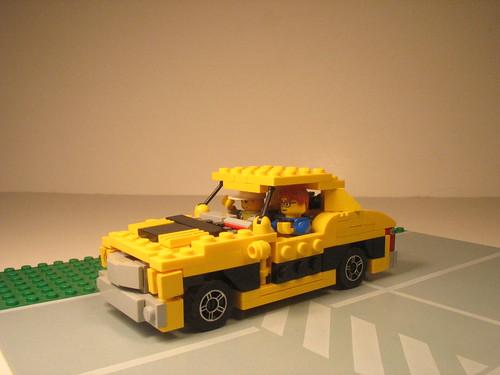 Retro Motors 6 wide Duster