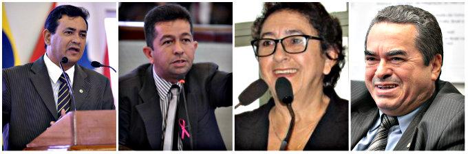 Decreto antinepotismo, 91 dias: família Maia continua empregado parentes