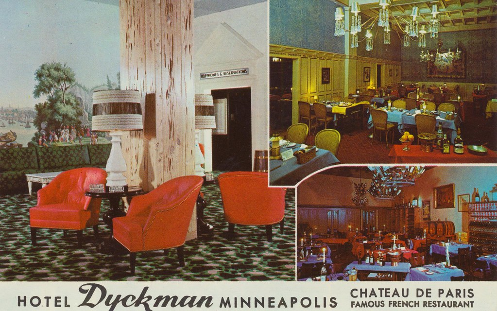 Hotel Dyckman - Minneapolis, Minnesota