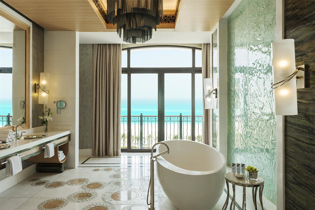 The St Regis Saadiyat Island Resort Abu Dhabi Royal Suite