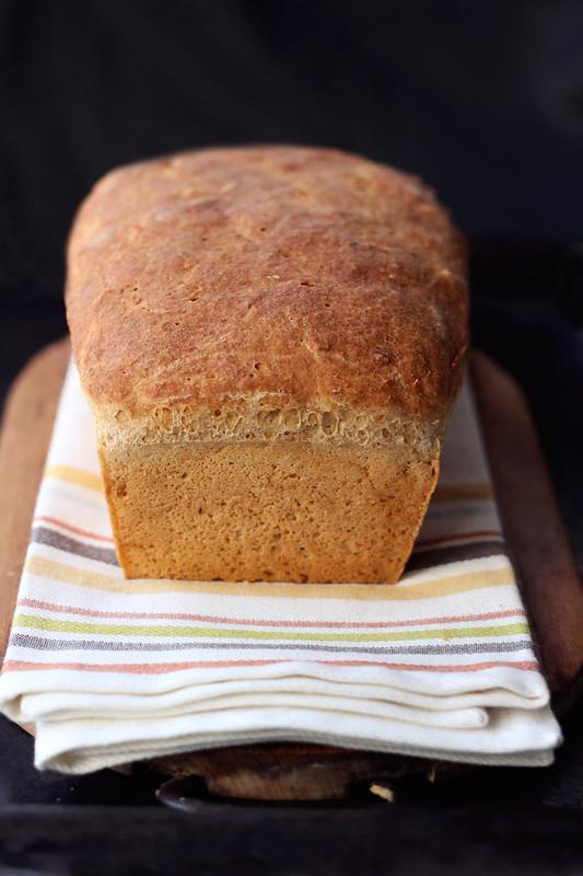 Gluten Free Sandwich Bread Recipe America S Test Kitchen