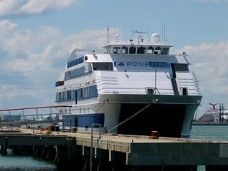 Jetty Park Port Canaveral Fl Aquacino Casino Boat Never Flickr