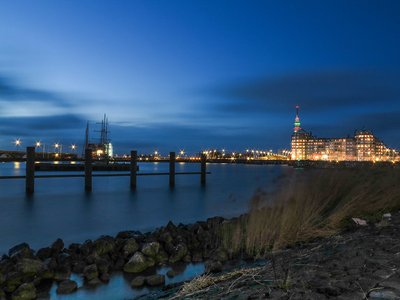 Bataviahaven Lelystad (28-02-2017).