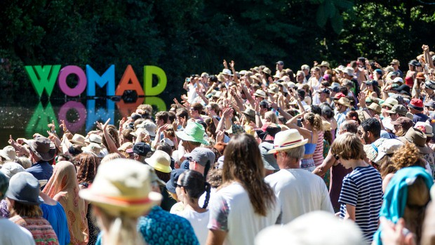 WOMAD 2017 Scrapbook