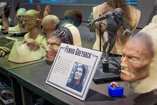 Warner Bros Studio London Harry Potter Fenrir Greyback | by jessica_pei