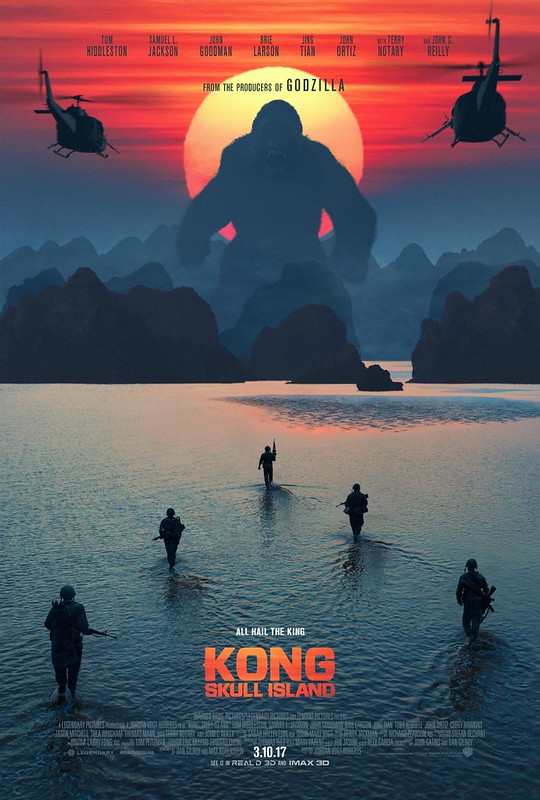 Kong - Skull Island - Poster 2