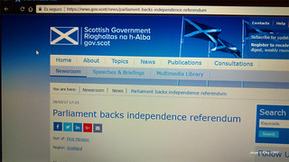 Scottish Government Web