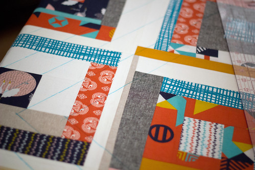 Tsuru quilting lines | by frommartawithlove