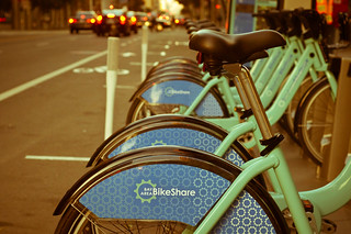 BikeShare | by CarbonNYC [in SF!]