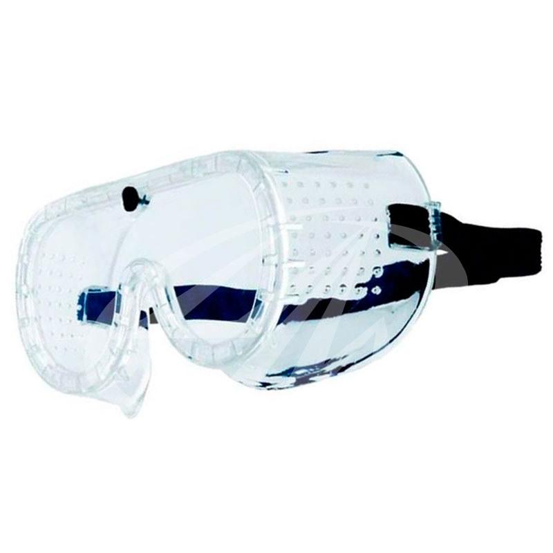 8e547f03f0644 ... Óculos Ampla Visão Perfurado Incolor - Vonder   by Porto Seguro  Equipamentos