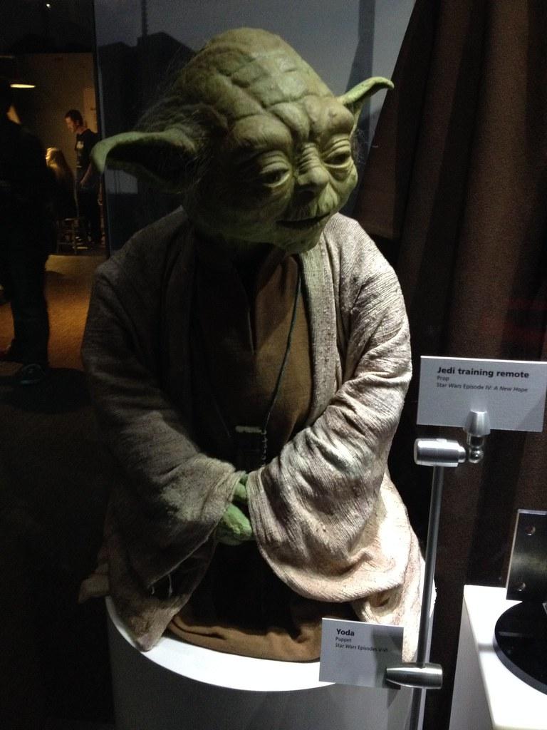 Yoda Full Body Shot Here Is The Master Jedifull Body Sh Josh