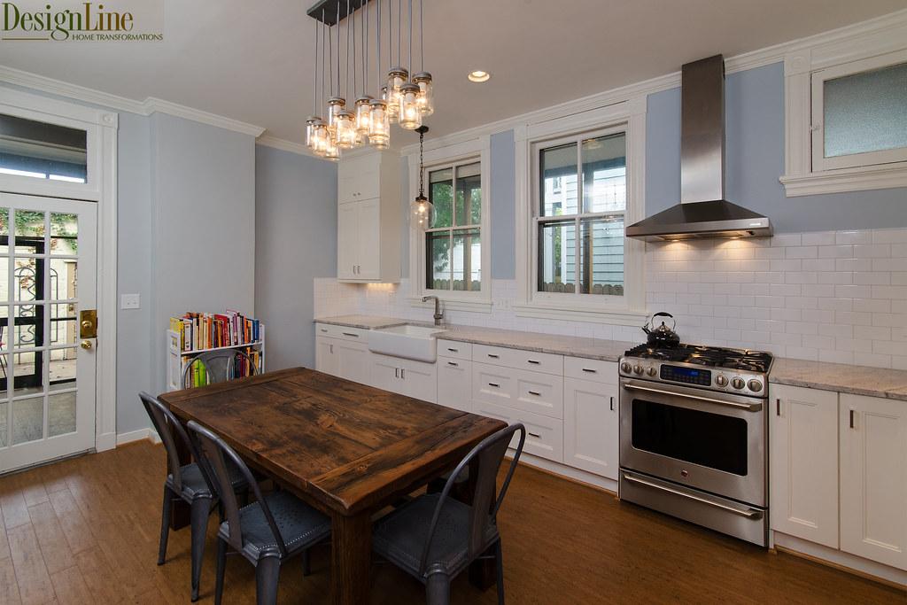 ... DesignLine Home Transformation   Richmond Fan District 1902 Kitchen  Renovation | By @Elmwoodkitchens