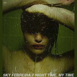 Sky Ferreira - Night Time, My Time (Fanmade Cover) | Flickr