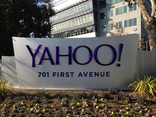 Yahoo-Office in Sunnyvale | by Yahoo Pressebilder