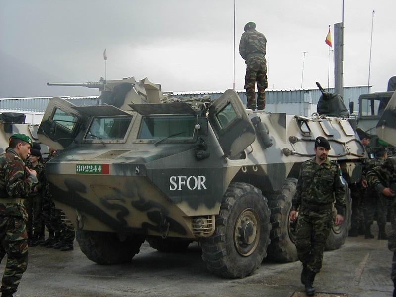 Les F.A.R. en Bosnie  IFOR, SFOR et EUFOR Althea 32095096194_25d62696a1_o