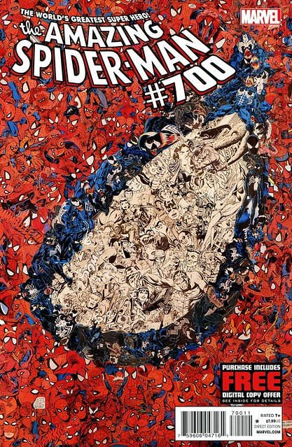The Amazing Spider-Man v1 700